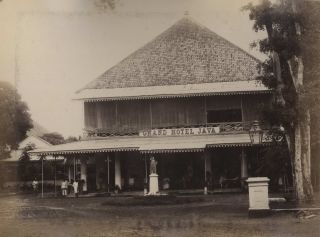 [Views Around Java, Indonesia, Including Grand Hotel Java]