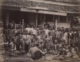 Malay Court Of Justice. G R. Lambert, Co, active c1867-c1914 Singapore