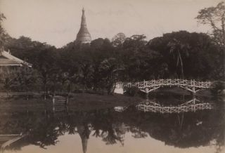 [Buddhist Monks, Statues And Holy Places, Burma]