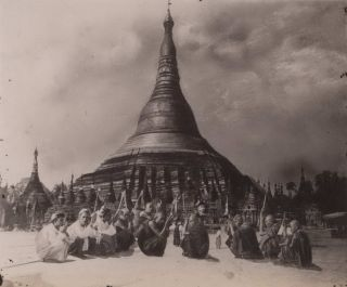 [Views Of Religious And Royal Architecture, Burma]