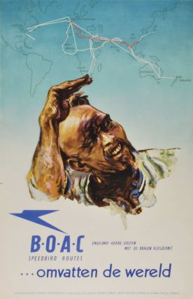 BOAC Speedbird Routes [England To The Far East