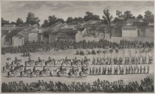 Fête Donnée Aux Viellards Par L'Empereur Kien-Long, Le 14 Fevrier 1785 (Feast For Elders Given By Emperor Kien-Long)