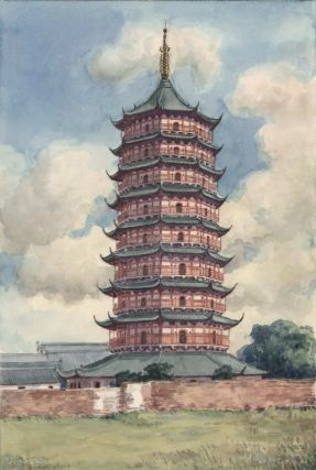 Eight Level Pagoda, China