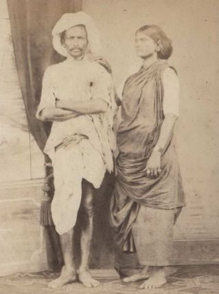[Portraits Of Men And Women, Madras, India]