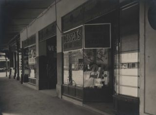 [Businesses In And Near Royal Arcade, Rockhampton, Queensland]