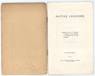 """Native Legends"""
