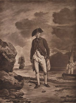 Captain Arthur Phillip]. engr.  Henry Macbeth-Raeburn After Francis Wheatley,...