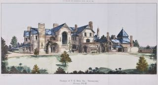 "Residence Of F.R. White Esq., ""Booloominbah"", Armidale, NSW"