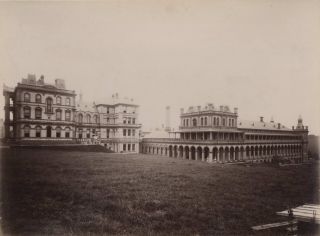 Royal Prince Alfred Hospital, Camperdown