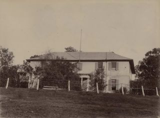 Views Of Parramatta, Including Old Government House