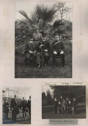Album Pertaining To Sir George Ruthven Le Hunte