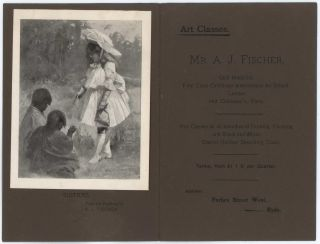 Collection Relating To A.J. Fischer, Australian Artist
