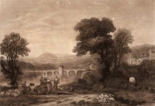 Apuleia In Search Of Apuleius. J M. W. Turner and William Say, British