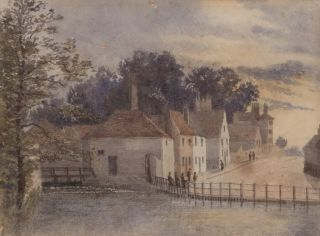 [Surrey And Oxfordshire Scenes]