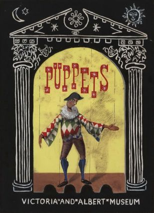 Puppets. Victoria And Albert Museum. Lewis Morley, Brit./Aust