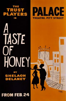 "The Trust Players In ""A Taste Of Honey"". Robert Hughes, Aust"