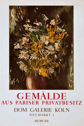 Gemalde. Aus Pariser Privatbesitz (Privately Owned Parisian Paintings). After Maurice de...
