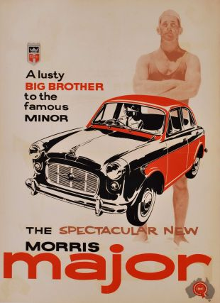 The Spectacular Morris Major