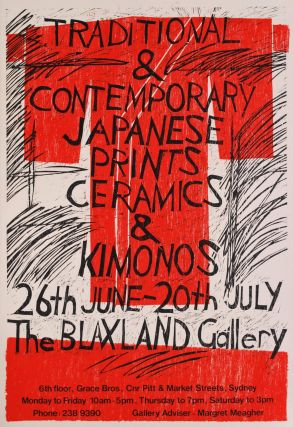 Traditional And Contemporary Japanese Prints, Ceramics And Kimonos