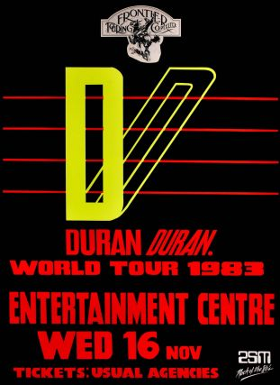 Duran Duran. World Tour