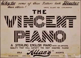 The Vincent Piano