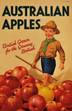 Australian Apples. British Grown For The Growing British