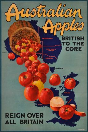 Australian Apples. British To The Core