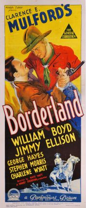 "Clarence E. Mulford's ""Borderland"""