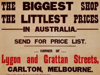 The Biggest Shop. The Littlest Prices In Australia [Bosari Emporium