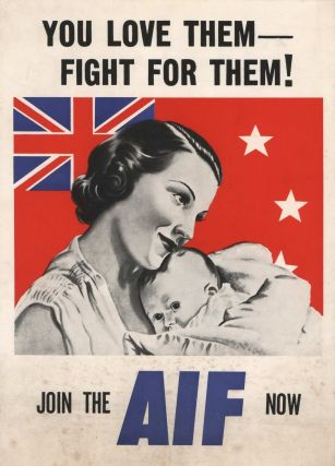 You Love Them – Fight For Them! Join The AIF Now