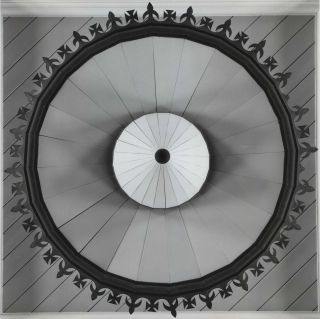 Dubbo Court House, Ceiling Detail [NSW]. Terry Naughton, b.1941 Aust