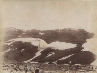 [Mount Kosciusko, Snowy Mountains, NSW]