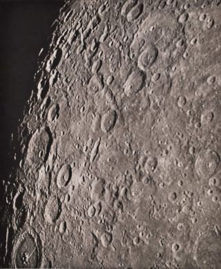 Photographie Lunaire. Hainzel, Mer Des Humeurs, Gassendi and Métius, Furnerius, Borda (Lunar Photography)
