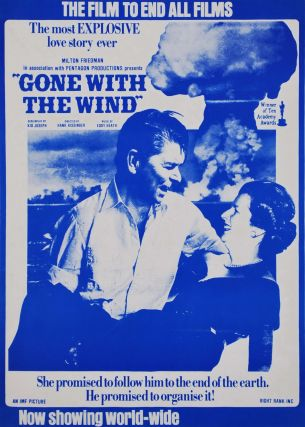 "The Most Explosive Love Story Ever. ""Gone With The Wind"" [Ronald Reagan And Margaret Thatcher"