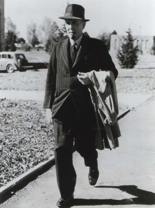 Prime Minister Ben Chifley