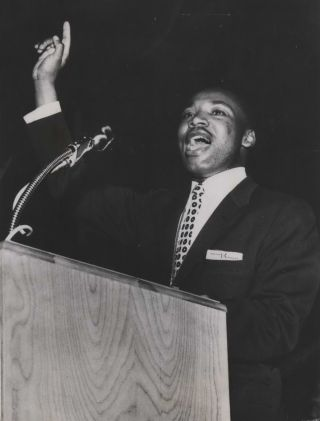 Rev. Martin Luther King Jr