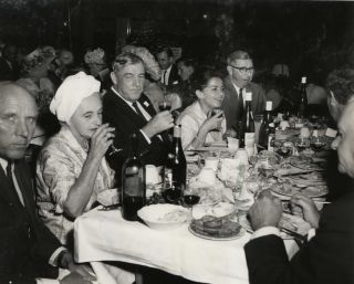 Prime Minister Harold Holt At Opening Of Penfolds Dalwood Estate Winery, Wybong, NSW