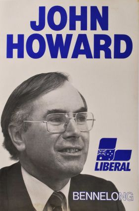 John Howard. Liberal, Bennelong