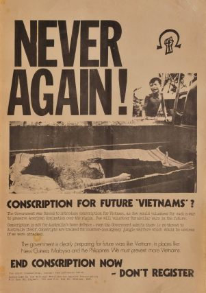 Never Again! Conscription For Future 'Vietnams'?