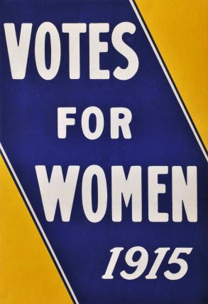 Votes For Women [Catholic Women's Suffrage Society