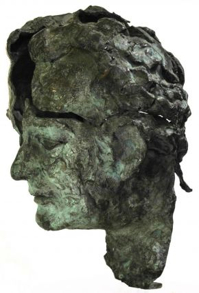 Bust Of Prime Minister Gough Whitlam. Drago Cherina, b.1949 Croation/Aust
