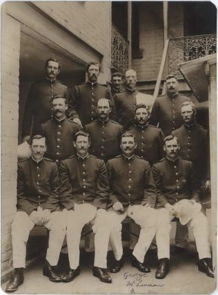 NSW Police Officers, Group Portrait, Sydney