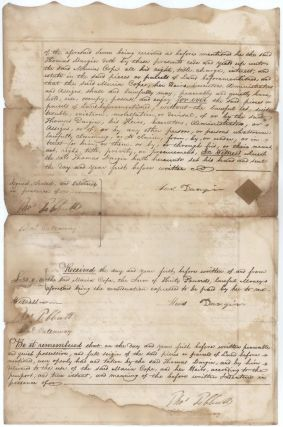 Transfer Of Land In George And Church Streets, Windsor, NSW
