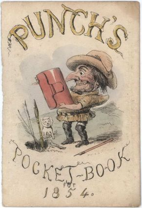 Three etchings from two issues of Punch's Pocket Book. John Leech, British
