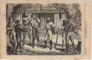 Bushrangers Including Kelly Gang
