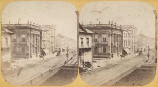 Commercial Bank And Bank Of NSW, George St, Sydneyand [Oriental Bank And Bradley, Newton &...