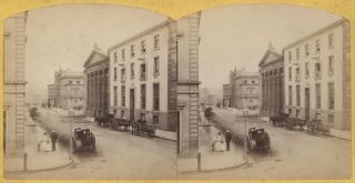 Commercial Bank And Bank Of NSW, George St, Sydneyand [Oriental Bank And Bradley, Newton & Lamb's Auction Rooms, Pitt St, Sydney]