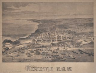 Newcastle, NSW. After A. C. Cooke, Aust
