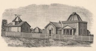 History And Description Of Mr Tebbutt's Observatory, Windsor, New South Wales