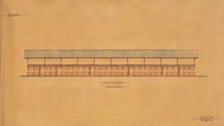 Designs And Plans For Randwick Racecourse (Sydney, NSW)